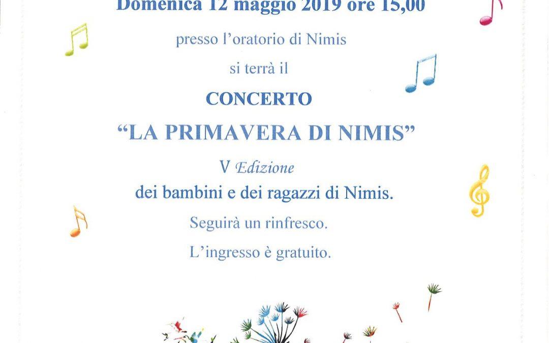 """""""La primavera di Nimis"""" giunge alla 5ª edizione!"""